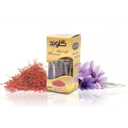 Saffraan Draadjes klasse I Sargol 3 gram Golvand