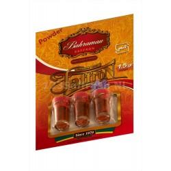 Bahraman Saffraan Poeder 1,5 gram - PW