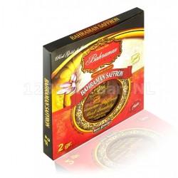 Bahraman Saffraan in Luxe Doosje 2,0 gram - 820G