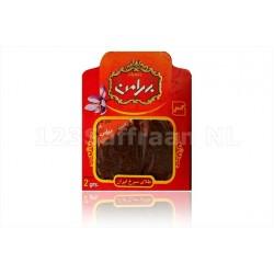 Bahraman Saffraan Geseald 2,0 gram - 820P